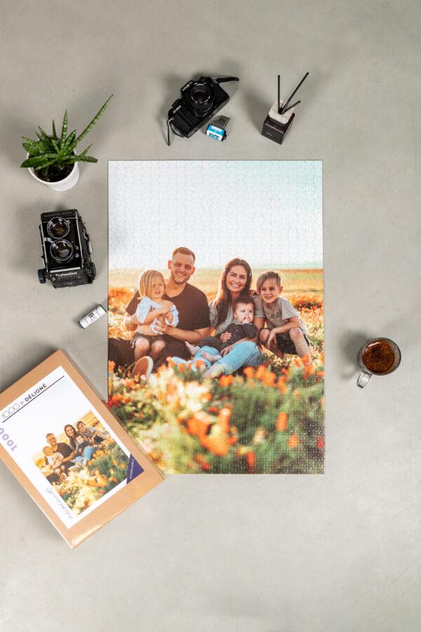 šeimos fotodėlionė